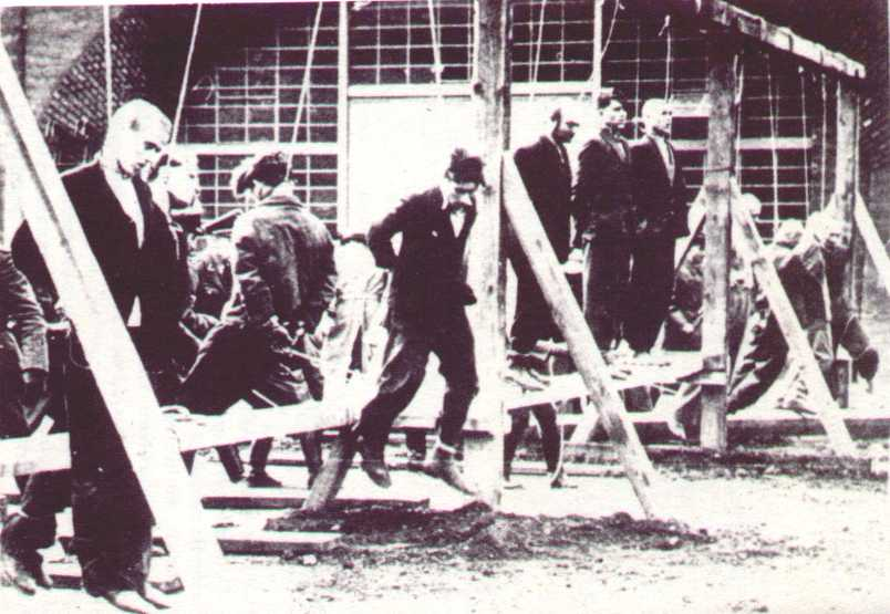 Ähnlich endeten mehrere Edelweißpiraten, zusammen mit Zwangsarbeitern.