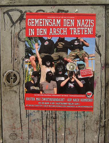 Nazi Arsch