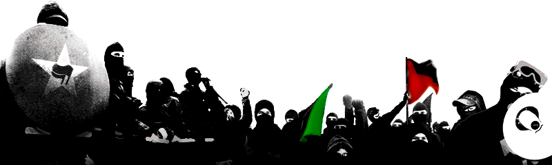Autonome Antifa Menschen