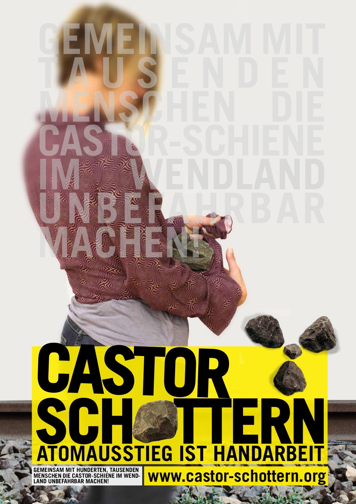 November 2010 � Castor schottern!