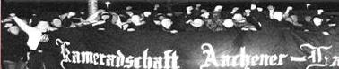Kameradschaft Aachener Land - Banner