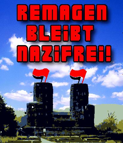 Naziaufmarsch in Remagen verhindern!